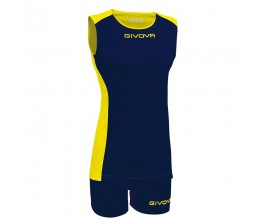 KIT PIPER GIVOVA COMPLETI VOLLEY