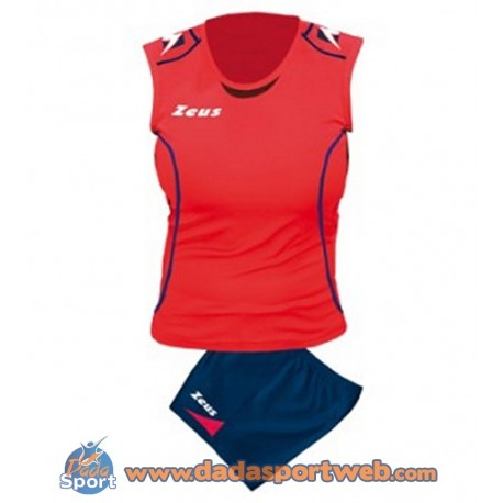 KIT FAUNO ZEUS COMPLETI VOLLEY WOMAN