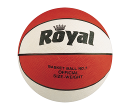 PALLONE BASKET COLORATO ROYAL