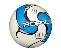 PALLONE CRIPTO ROYAL