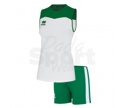 KIT GLENDA ERREA VOLLEY DONNA DIVISA PALLAVOLO