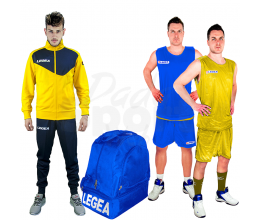BOX PROMO DOUBLE LEGEA BASKET