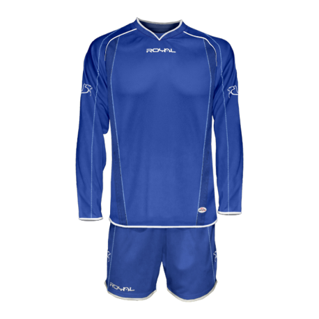 KIT ALCOR M/L ROYAL COMPLETI CALCIO
