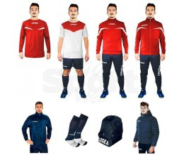SET CALCIO F35 LEGEA KIT COMPLETO