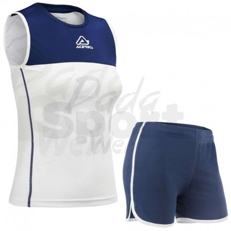 Completo Pallavolo Kit Volley Acerbis Vicky