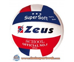 PALLONE SCHOOL VOLLEY ZEUS