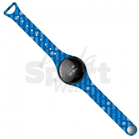 SMARTFIT WATCH WRITING BLU SCURO