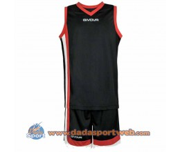 KIT RECORD GIVOVA COMPLETI BASKET