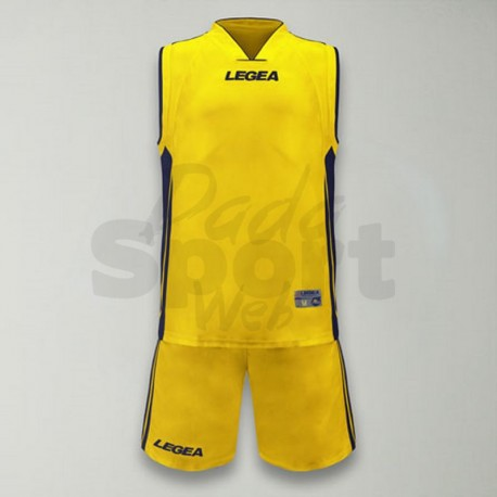 KIT CHICAGO LEGEA COMPLETI BASKET