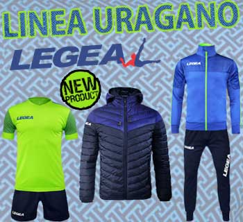 legea set calcio